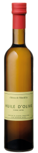 Olivenöl - Huile dolive - chateau de Montfrin