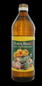 FleurReal Sonnenblumenöl aus der Kleeschulte Ölmühle